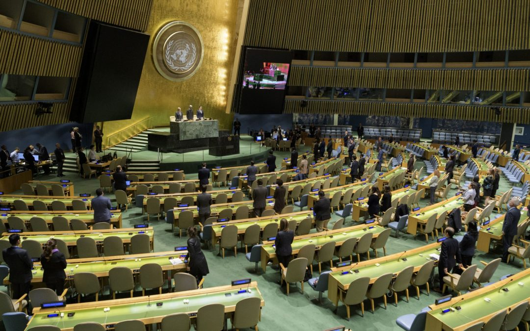 Tribute to The President of the 50th Session of the General Assembly