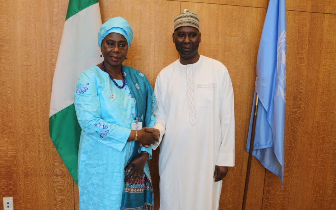 READOUT: Meeting with the Vice President of the Gambia