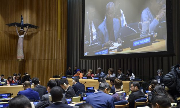 JOINT BRIEFING BY THE PRESIDENTS OF THE UN GENERAL ASSEMBLY AND ECOSOC