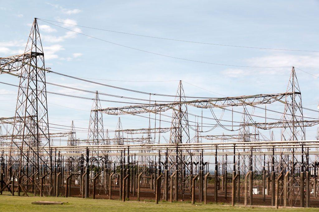 محطة للطاقة المتجددة في البرازيل
