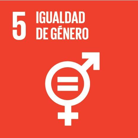 Objetivo 5 - IGUALDAD DE GÉNERO