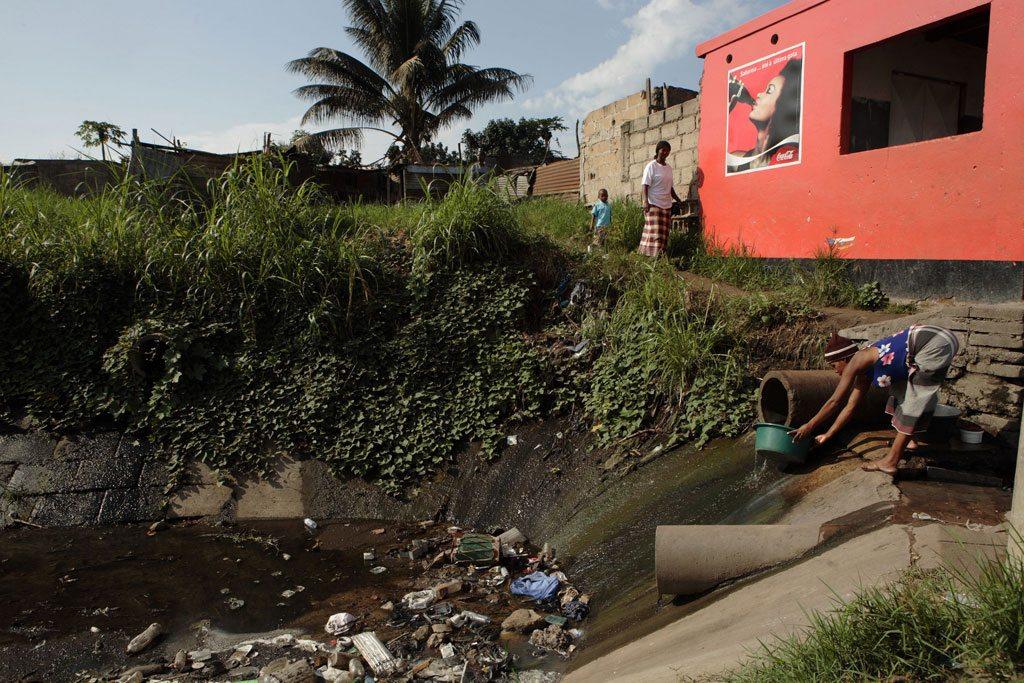 Atribuyen 12,6 millones de muertes anuales a medio ambientes contaminados. Foto: Banco Mundial / John Hogg