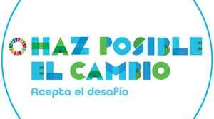 Logo de Haz posible el cambio