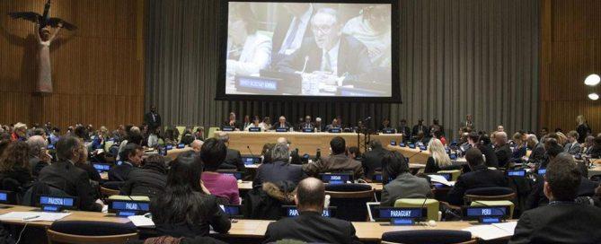 Саммит по повестке дня в области развития на период после 2015 года