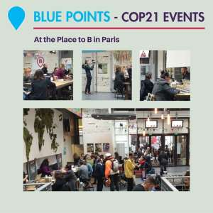 Photo: The Place to Be showcases events around Paris on 1 December.
