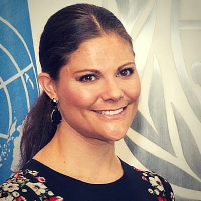 Her Royal Highness Crown Princess Victoria of Sweden