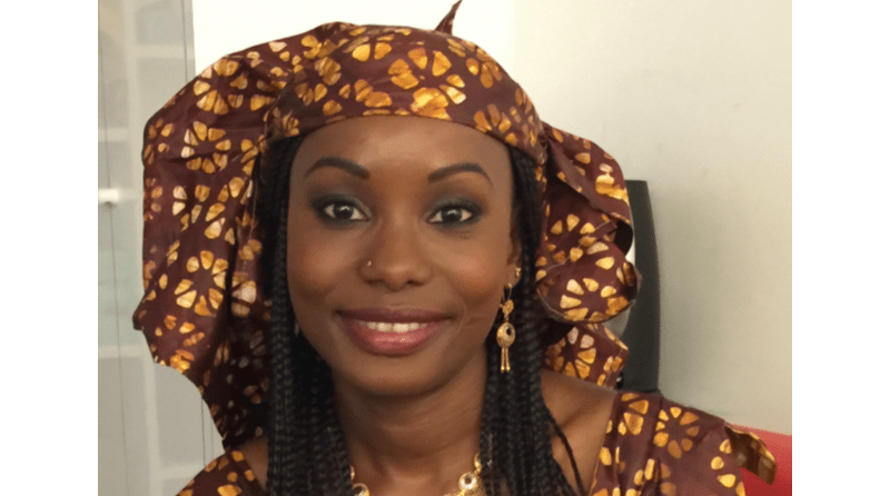 Photo: Hindou Oumarou Ibrahim, an Indigenous woman from the Mbororo pastoralist community of Chad, is the speaker selected to represent civil society at the 22 April signing ceremony of the historic climate agreement that was reached in Paris last December.