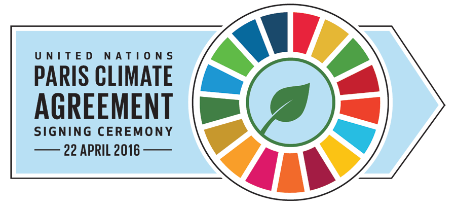 Paris Agreement Signing Ceremony 22 April 2016 United Nations