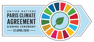 Photo: United Nations Paris Climate Agreement Signing Ceremony 22 April 2016