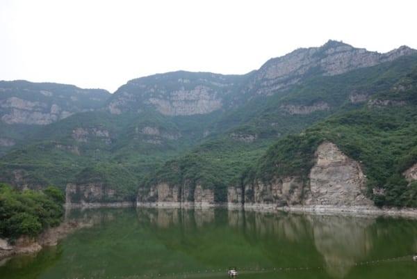 Photo: Songhuajiang river basin after the rainy season.