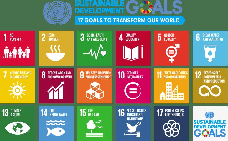17days17goals: Progress made on Sustainable Development Goals – United  Nations Sustainable Development