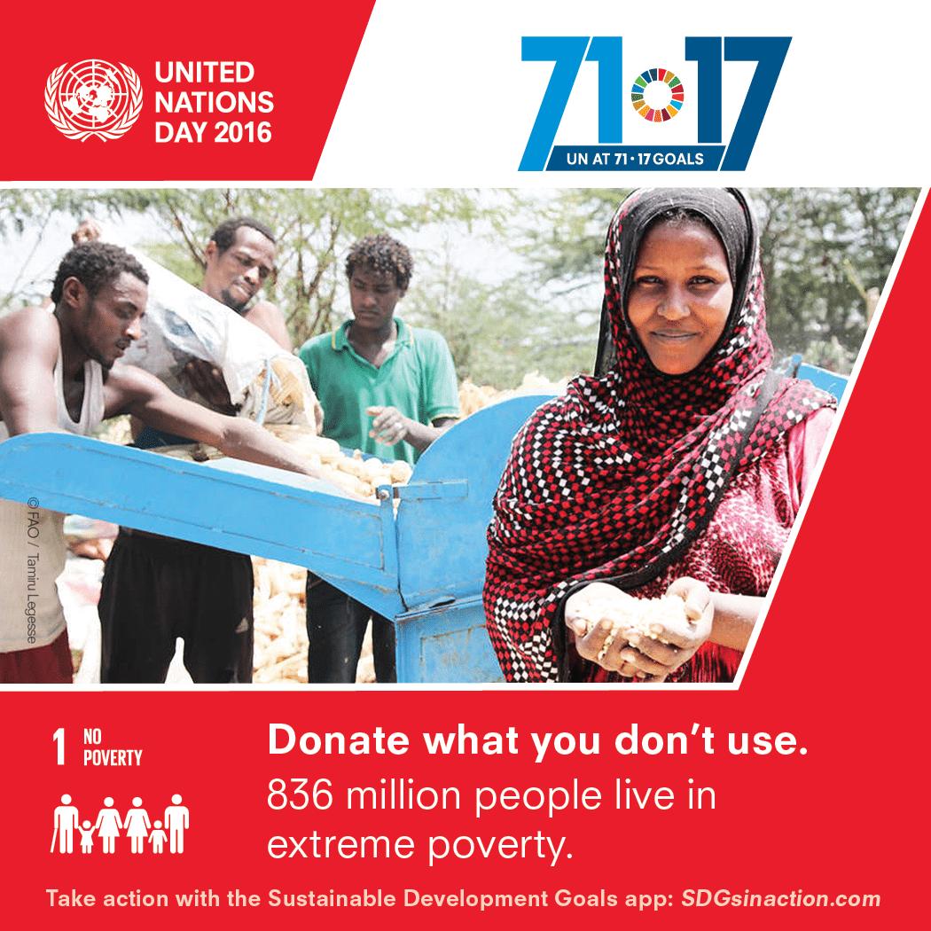 Image: Goal 1 No Poverty