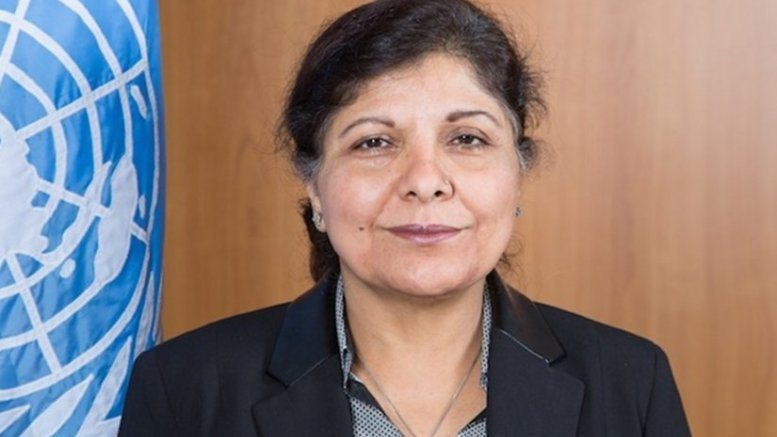 Photo: Under-Secretary-General of the United Nations and Executive Secretary of the Economic and Social Commission for Asia and the Pacific (ESCAP) Shamshad Akhtar