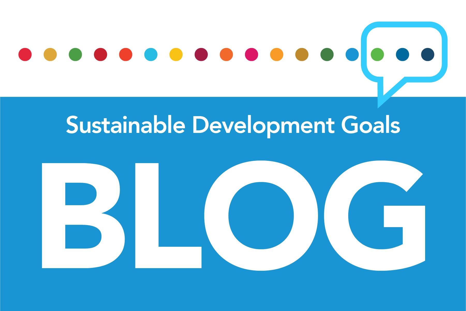 SDG Blog logo