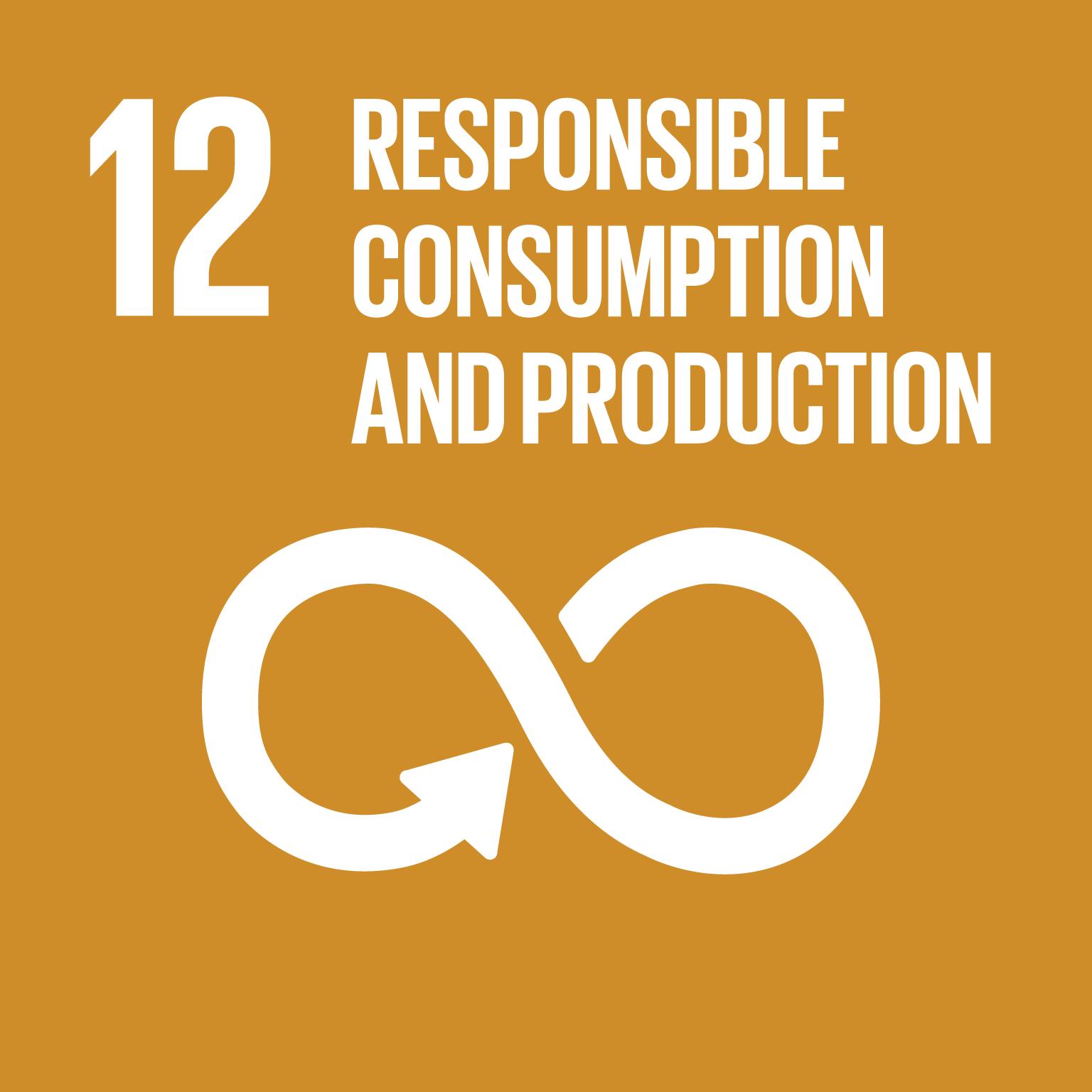 Goal 12: Responsible Consumption