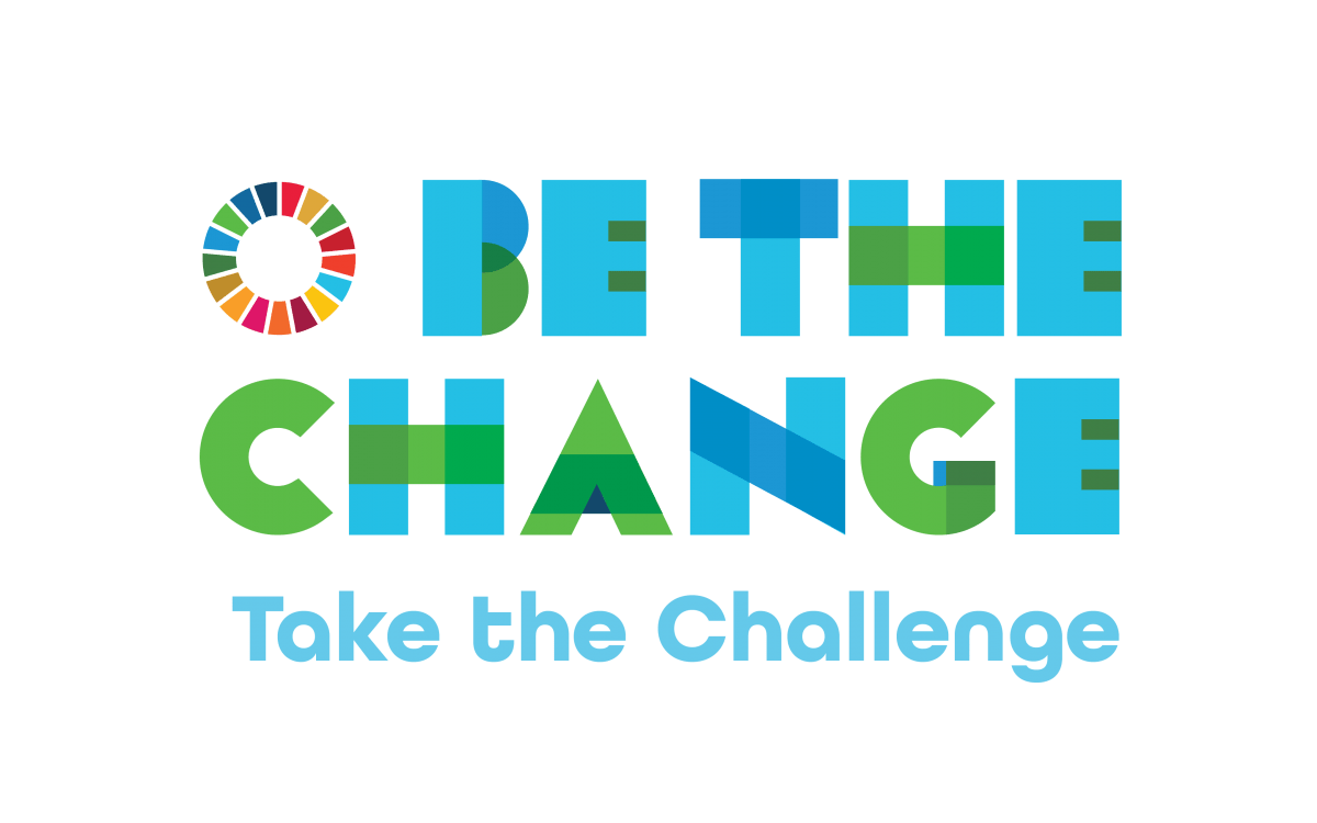 Image: Be the Change week logo