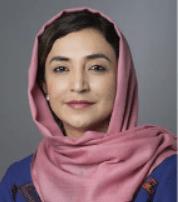 Ее Превосходительство г-жа Аделя Раз (Афганистан)