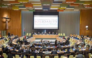 Solidarity Day Meeting at UN Headquarters in NY