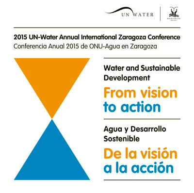 Logo Water and Sustainable Development.