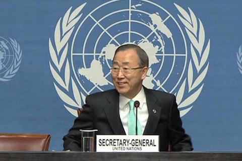 Resultado de imagen de secretario general onu