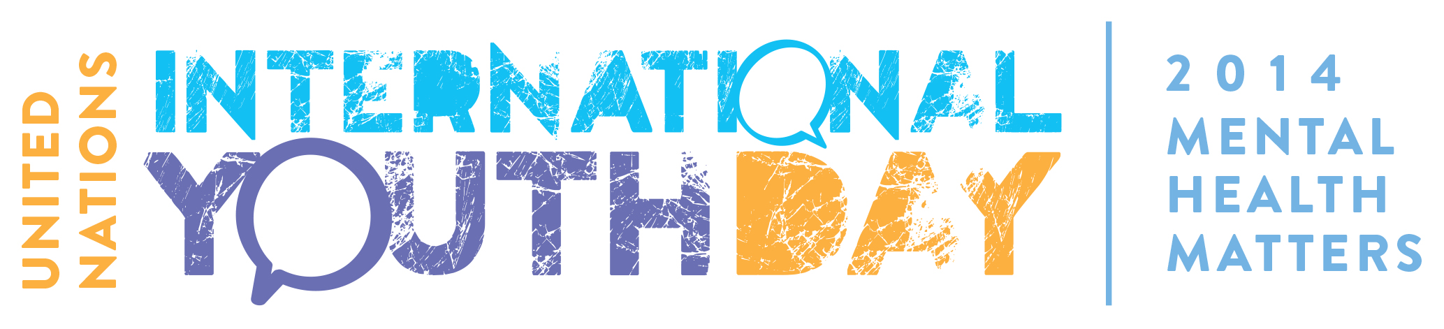 International Youth Day 2014: Mental Health Matters.