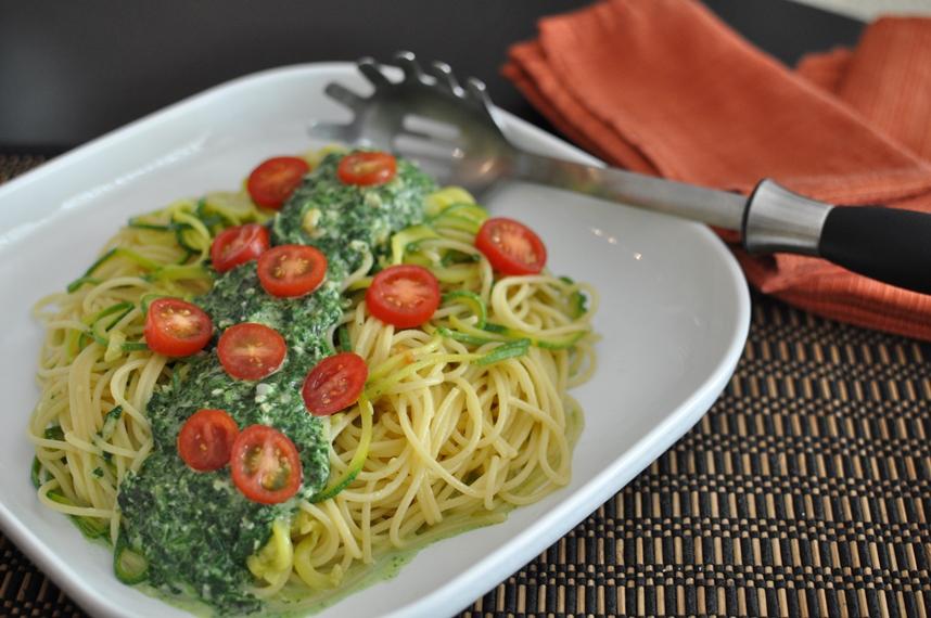 """Spaghetti alla """"Pestinaca"""""""