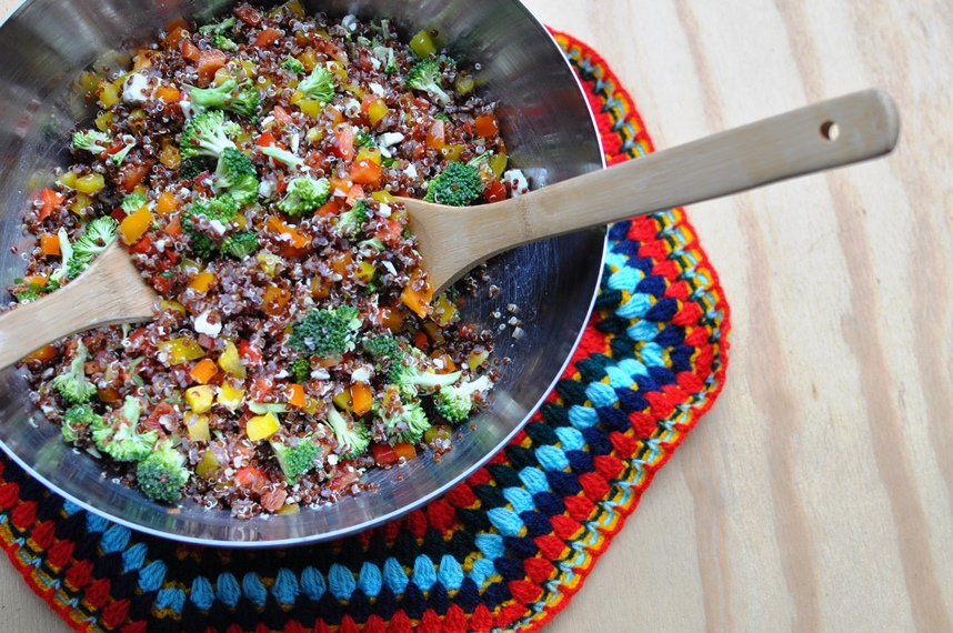 Ensalada quinoa 3