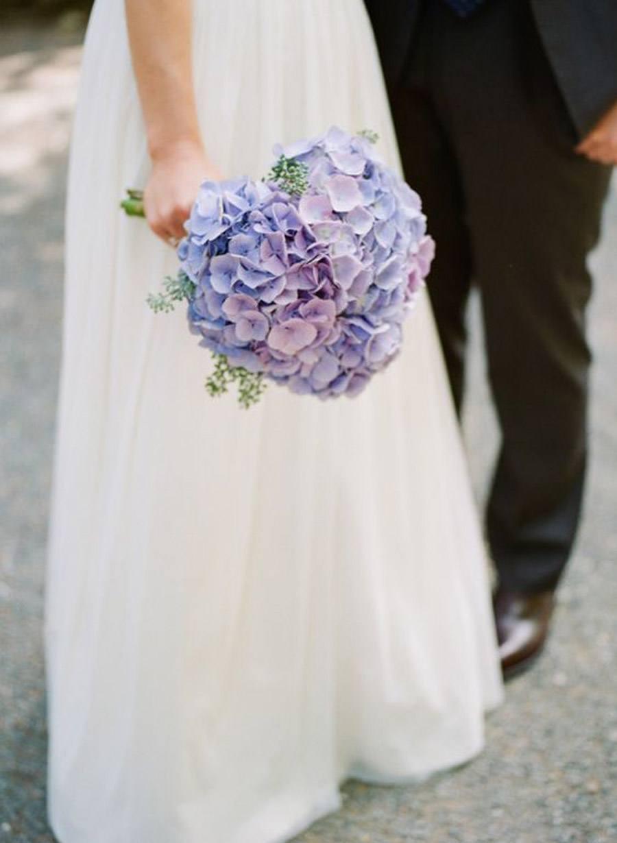 RAMOS DE NOVIA DE HORTENSIAS  Blog de bodas de Una Boda Original
