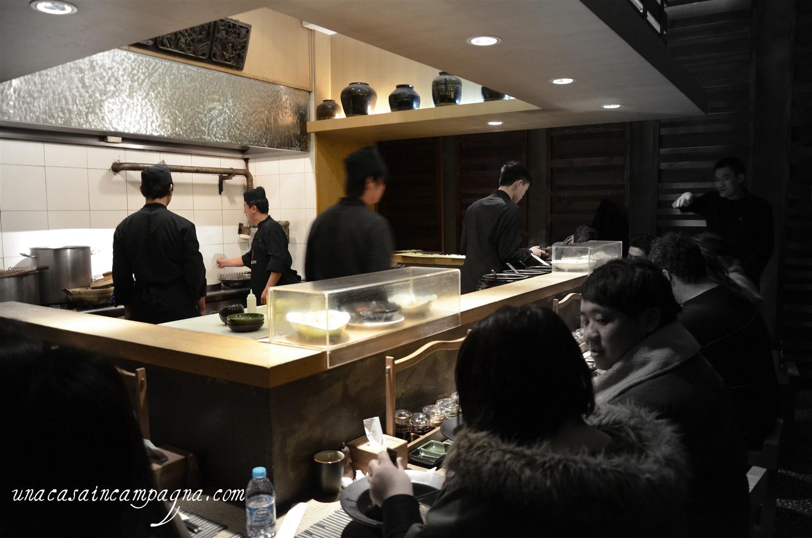 Il Noodle Bar di 1949 - The Hidden City a Pechino