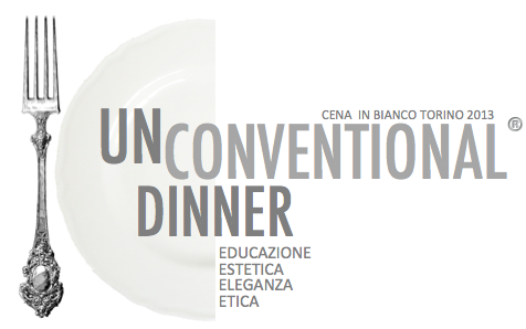 Unconventional Dinner – Cena in Bianco Torino 2013