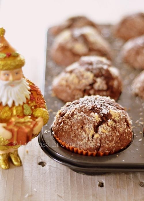 Rum Ball Muffins