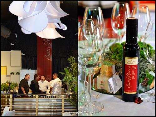2014 Luglio cena a Umago Sailing Chef - ©Alessandra Colaci Una casa in campagna