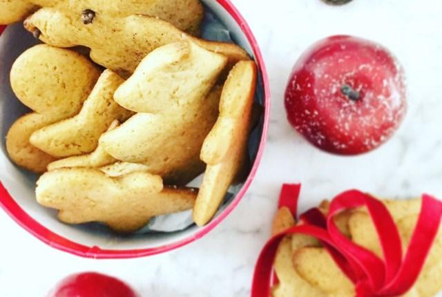 Biscotti speziati al miele