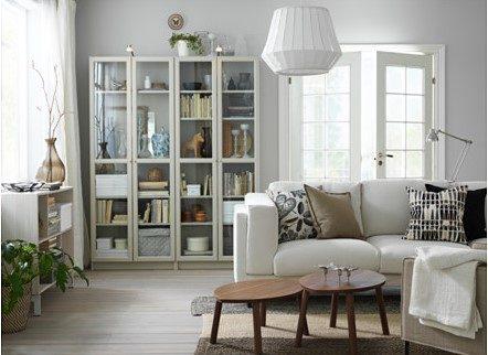 Librerie moderne le proposte di Ikea 2018  UnaDonna