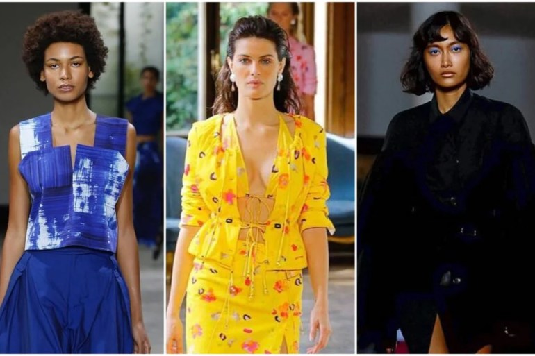 Il look beauty della Paris Fashion Week P/E 2019.