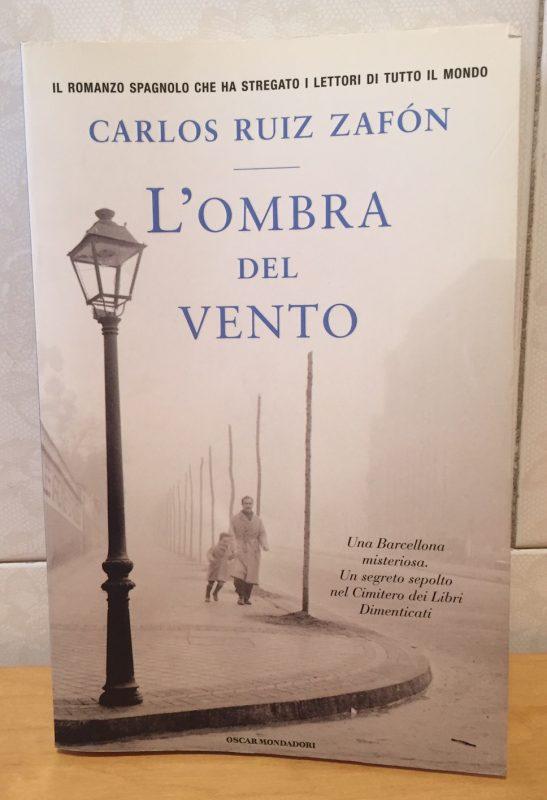 L'ombra del vento Ruiz Zafon