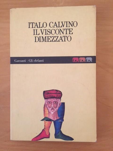 Italo Calvino visconte dimezzato 10 libri