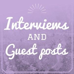 Interviste e guest post