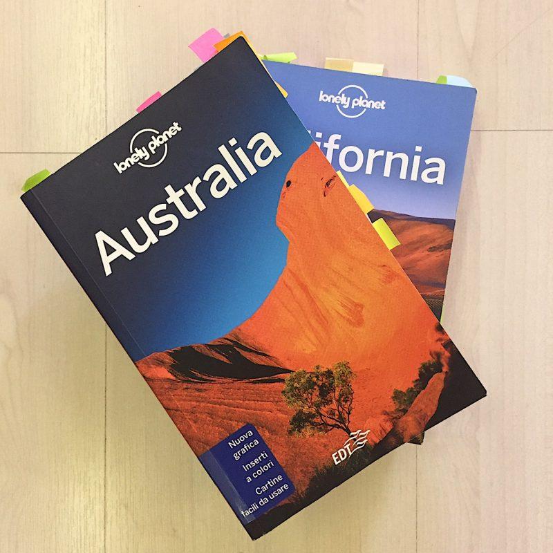 Gli INDISPENSABILI per un RWT Lonely Planet