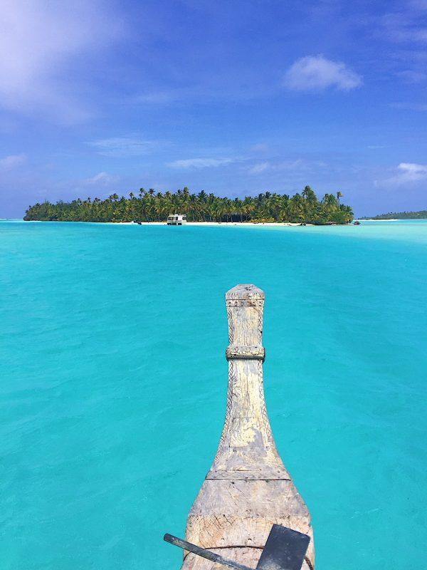 Aitutaki Isole Cook