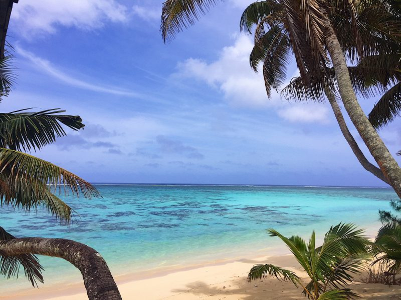 Muri Beach Cook Island