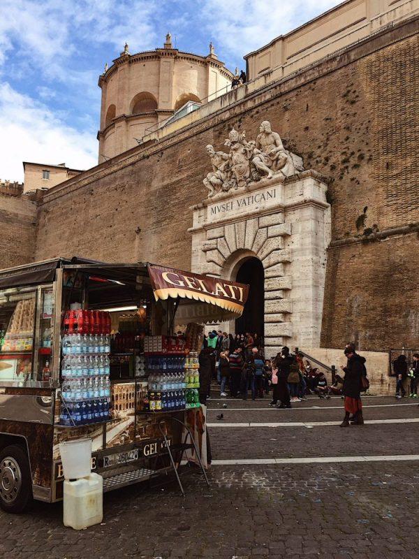 ingresso musei vaticani
