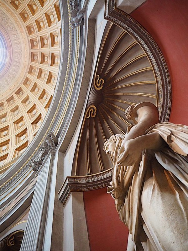 Sala rotonda musei vaticani