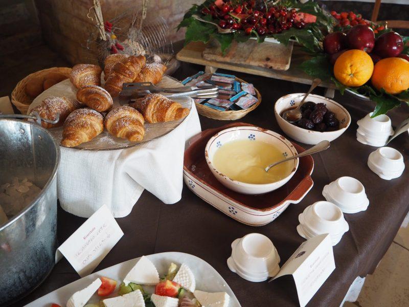 colazione in Puglia