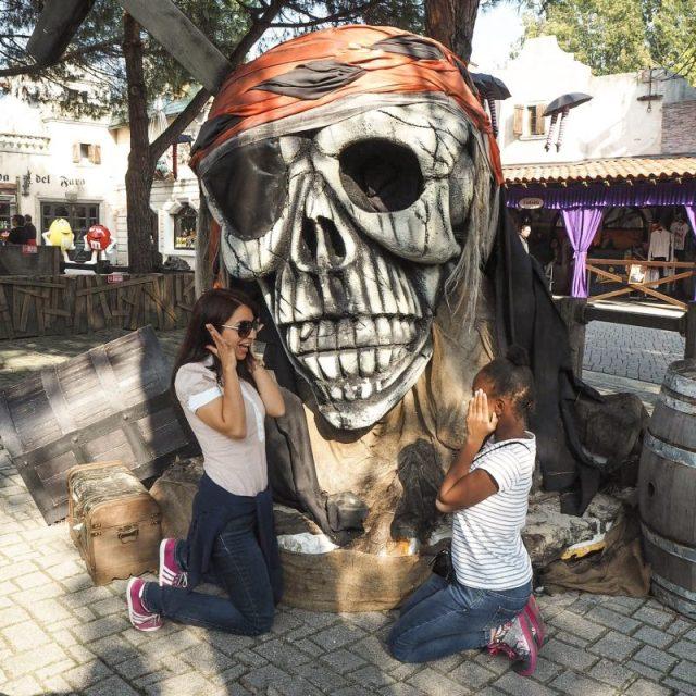 Il nostro Halloween a Mirabilandia