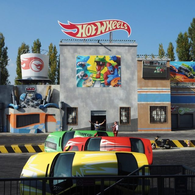 Mirabilandia Hot Wheels