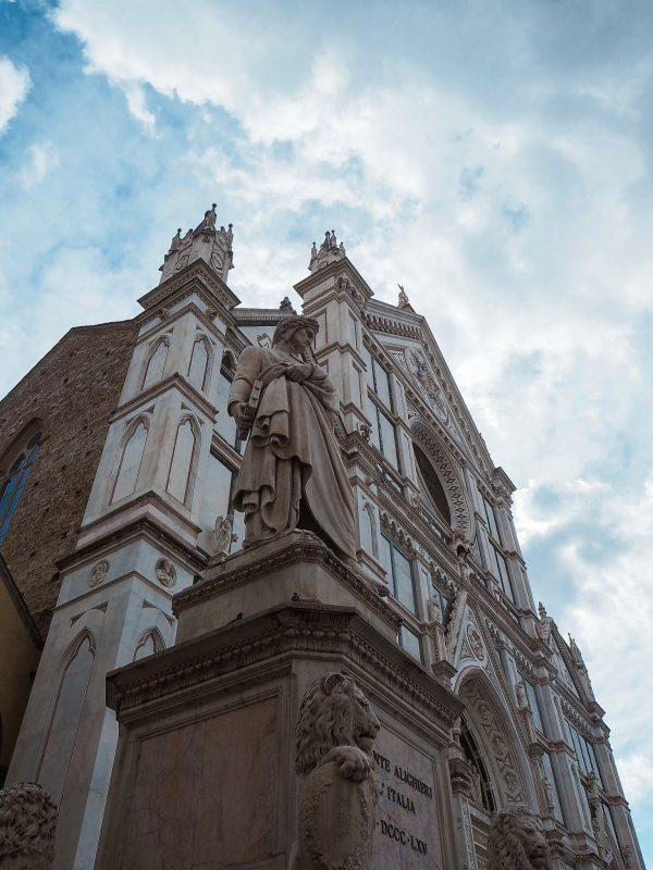 Santa Croce in un giorno a Firenze
