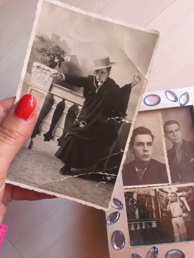 Foto di mio nonno - lettere dal fronte