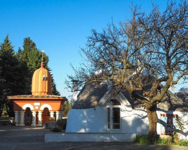 Ashram Bhole Baba Valle d'Itria