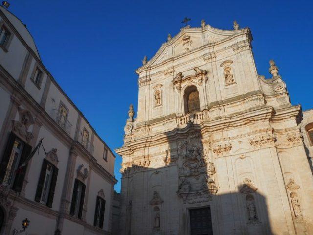 Basilica di San Martino Martina Franca